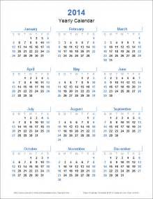Free Calendar Templates 2014 Canada by 2014 Printable Yearly Canadian Calendar Autos Weblog