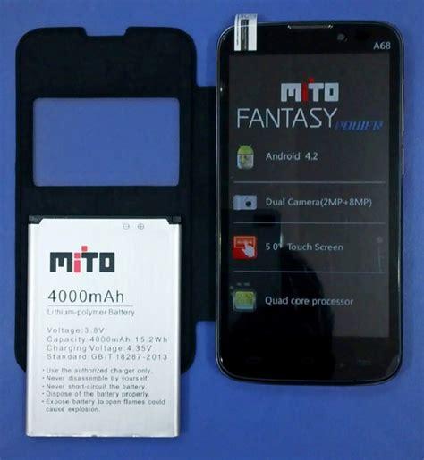 Baterai Li Ion Mito A310 Merek One 4000mah cuma rp 1 5 jutaan 9 smartphone ini sudah dibekali baterai tangguh semua tentang teknologi