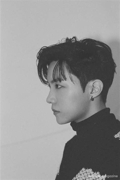 BTS's J-HOPE For weverse Magazine Photoshoot | Kpopmap