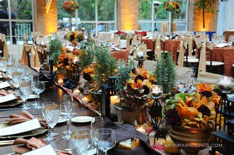 Tuscan Themed Events | tuscan autumn themed wedding fernbank museum atlanta ga