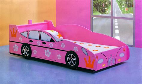 girls car bed car bed toddler toddler car bed pink race car beds for