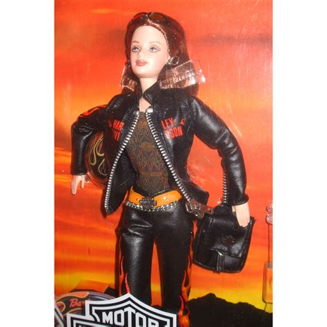 Harley Davidson Barbies by Harley Davidson Collectors Edition Doll From