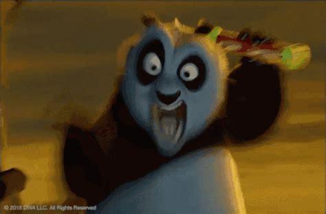 imagenes gif de kung fu panda kungfu gif kungfupanda po scroll discover share gifs