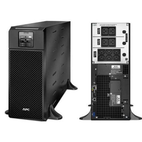 ups apc 6000va srt6kxli apc smart ups srt 6000va 230v