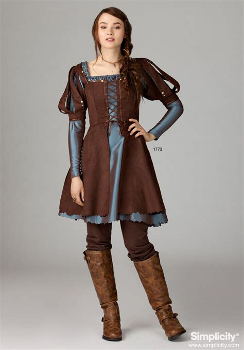 pattern for renaissance shirt misses medieval dress costume this pattern comes in two