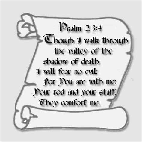 psalm 23 4 tattoo design best 25 psalm 23 ideas on psalm 23 4