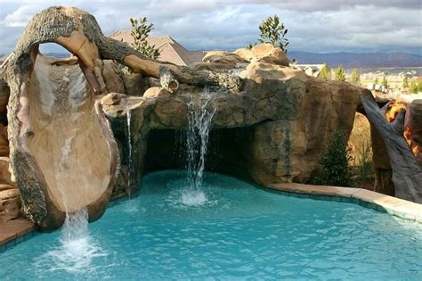 awesome pools awesome pool dream home pinterest