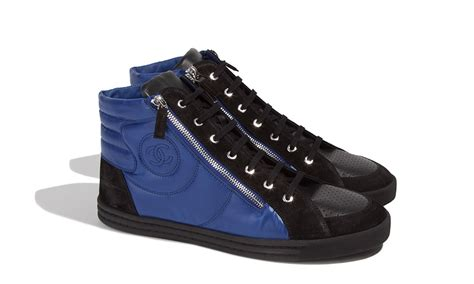 chanel mens sneakers mens chanel shoes clothing from luxury brands