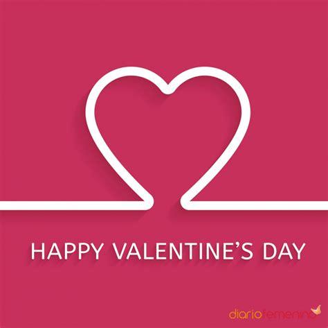 tarjetas valentines day la tarjeta m 225 s sencilla en ingl 233 s para san valent 237 n