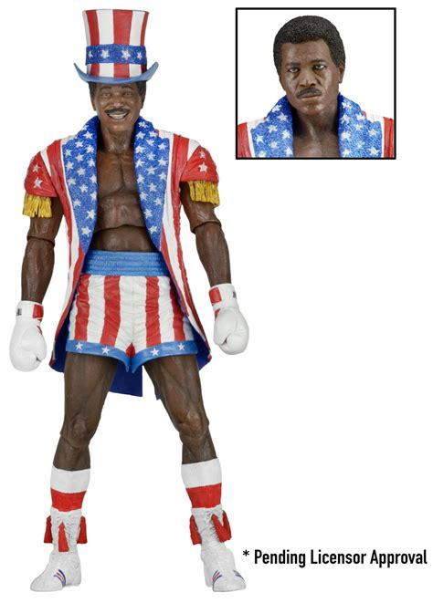 rocky 4 figures neca rocky iv figures for rocky 40th anniversary series 2