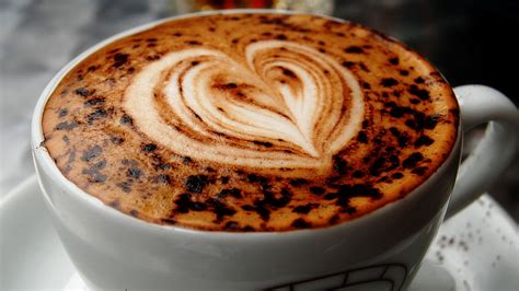 coffee wallpaper we heart it coffee cup with heart high definition wallpapers hd