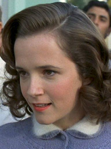 actress thompson in back to the future lea thompson 1961 as young lorraine baines in back to