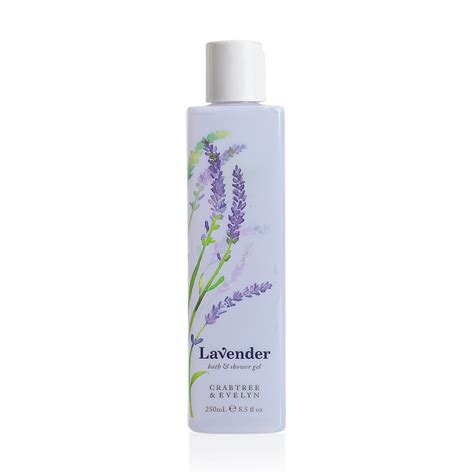 bath and shower gels lavender bath shower gel
