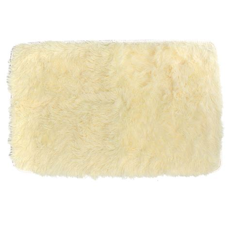 Shaggy Bathroom Rugs 80 X 50 Cm Bathroom Foam Shaggy Rug Anti Slip Bath Bedroom Mat Shower Carpet New Ebay