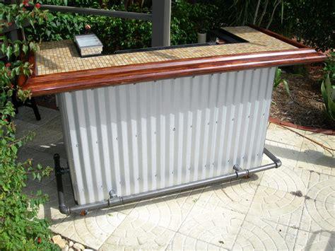 Backyard Metal by Backyard Bar Homebuilding