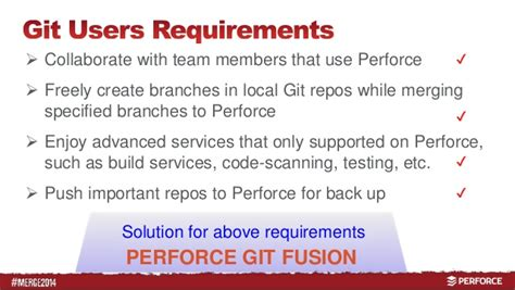 git tutorial for perforce users how to work efficiently in a hybrid git perforce environment