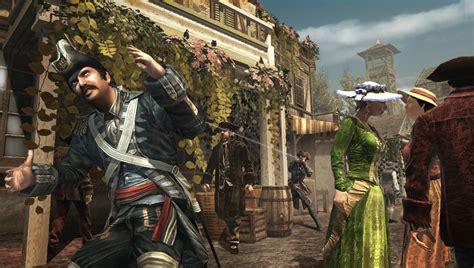 Ps Vita Assassins Creed Iii Liberation 1 assassin s creed iii liberation confirmed for ps vita gameplay available