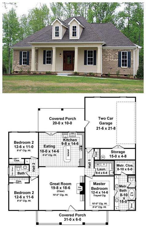 small dream home plans dream small cottage floor plans with porches 18 photo