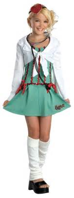 883555 deluxe child bratty doctor costume large