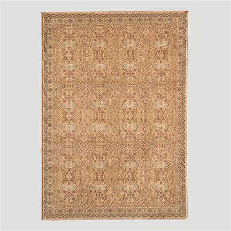market rugs ivory stained glass rug world market
