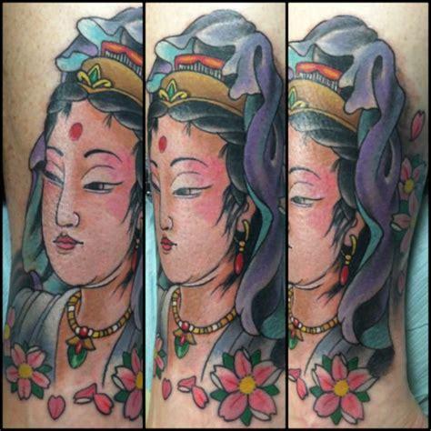tattoo expo gettysburg sasha67 kwan yin compassion goddess kwan yin japanese