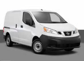 Nissan Nv200 Fuel Consumption 2015 Nissan Nv200 Review 2016 2017 Nissan Cars