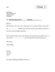 Letter To Bank For Closing Home Loan Account Best Photos Of Letter From Bank Account Balance Template
