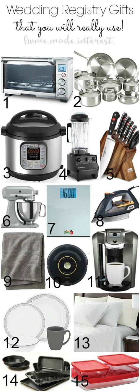 Wedding Registry Ideas List by Best 25 Wedding Registry Ideas Ideas On