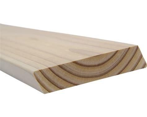 Holz Gerade Sä by Rhombusleiste Gerade Douglasie 18x85x980 Mm Kaufen Bei