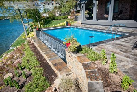 infinity pool designs 381 best images about outdoor notebook on pinterest
