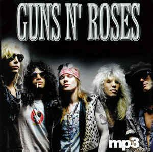 guns  roses mp cd cd rom compilation unofficial
