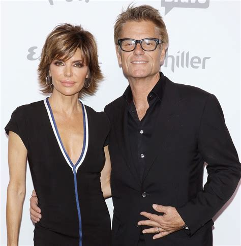 what secret is harry hamlin hiding lisa rinna and harry hamlin the secret to their 20 year