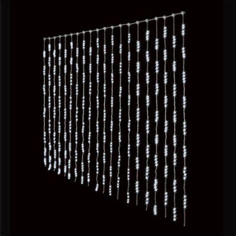 Rideau Lumineux Exterieur by Rideau Lumineux H3 M Blanc Froid 1280 Led Guirlande
