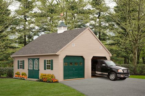 24x24 Carport 24x24 Vinyl Custom Garage Garages Custom