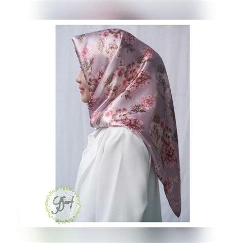 Jilbab Segi Empat Zara scarf murmer jilbab kerudung ibuhamil