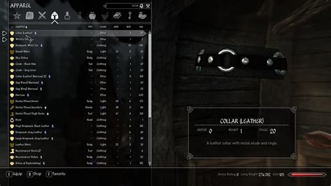 skyrim devious devices integration loverslab devious devices certain items don t show skyrim adult