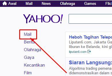 cara membuat signature di yahoo mail terbaru cara membuat email baru yahoo indonesia terbaru espada blog