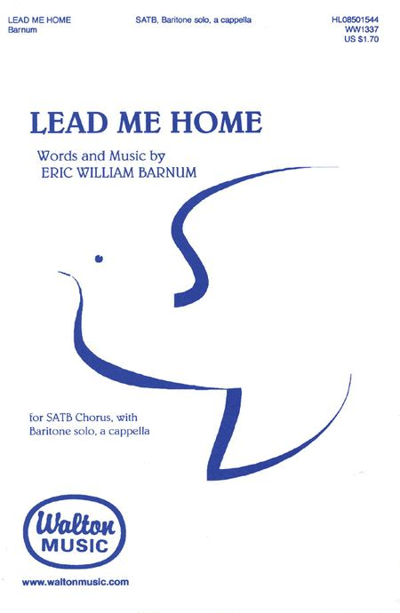 lead me home sheet sheet plus