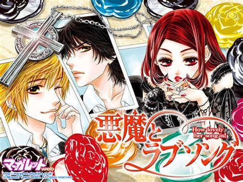 akuma to song akuma to song аниме обои anime wallpapers