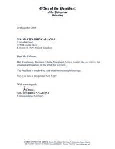 letters 2004 2006 martin john callanan