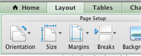 page layout view excel mac print header rows at the top of every page in excel 2011
