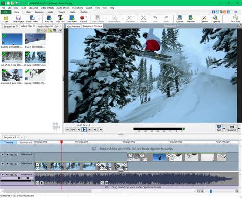 Mat Editor by Videopad Editor 4 0