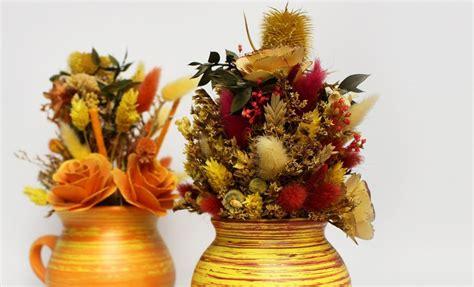 composizioni di fiori secchi come creare una perfetta composizione di fiori secchi