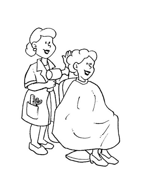 coloring pages of jobs and professions occupations 999 coloring pages επαγγελματα pinterest
