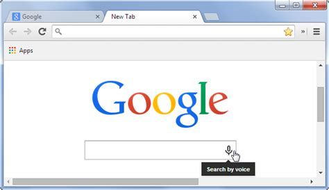 chrome new tab how to use voice search and google now in chrome on your