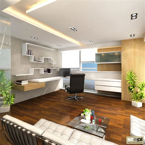 Indian Home Interior Designs corporate office for mnc soyuz talib architects