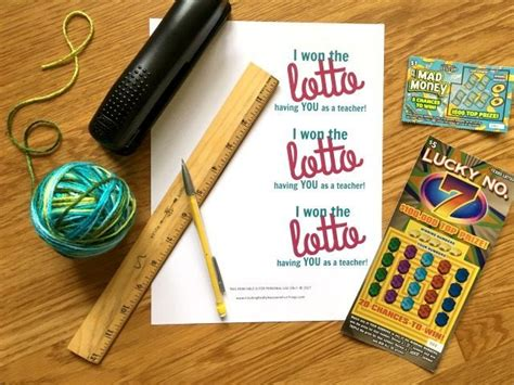 Can You Buy Lottery Tickets With A Gift Card - i won the lotto having you as a teacher c r a f t bloglovin