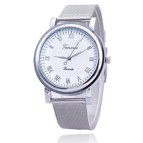 aliexpress buy new silver watches fashion