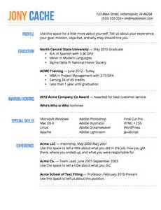Word Resume Template 2014 by 100 Word Resume Template 2014 Beautiful And Simple