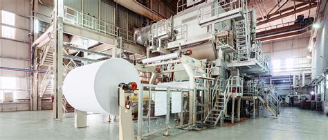 Paper Industry - about interstate paper industries jumbo tissue rolls